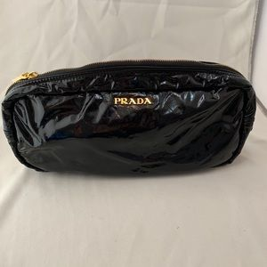 Prada Nylon Clutch!